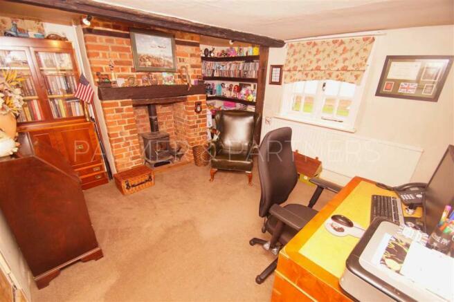 Study/Dining Room