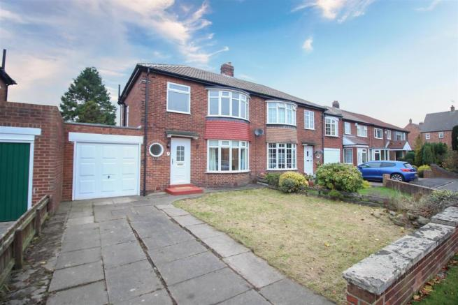 4c4a26e2ba 3 bedroom semi-detached house to rent. Clinton Place, Brunton Park,  Gosforth, Newcastle Upon Tyne