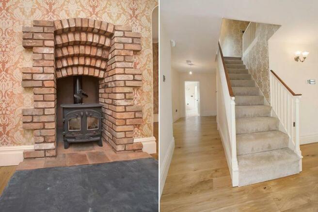 Fireplace/Stai...