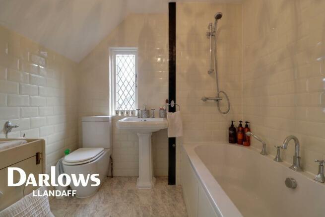 2 bedroom terraced house for sale in cardiff road, llandaff, cf5
