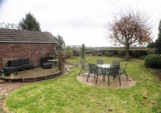 Additional Rear Garden And Views