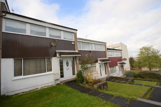 3 bedroom terraced house for sale in milford, westwood, g75