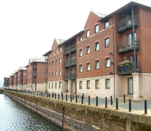 2 Bedroom Flat To Rent In Waterloo Quay, Liverpool, L3