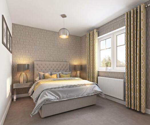 Corran Bedroom