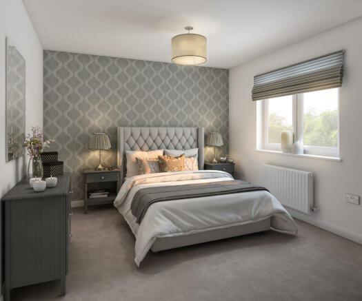 Findhorn Master Bedroom