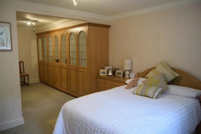 Lower Ground Floor - Master Bedroom