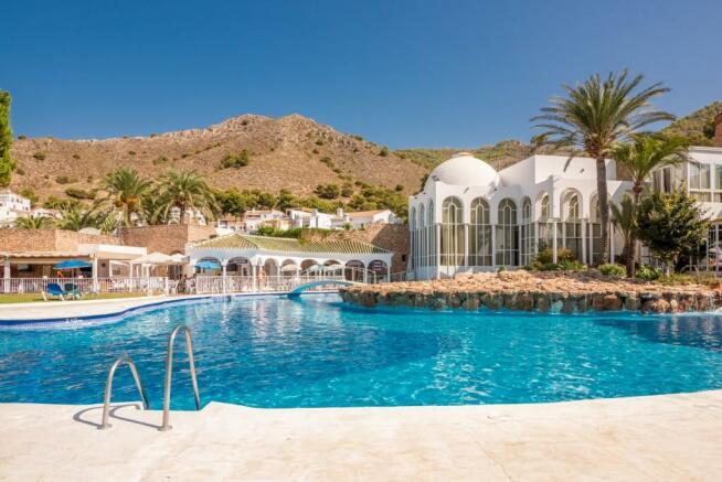 Pool San Juan de Cap