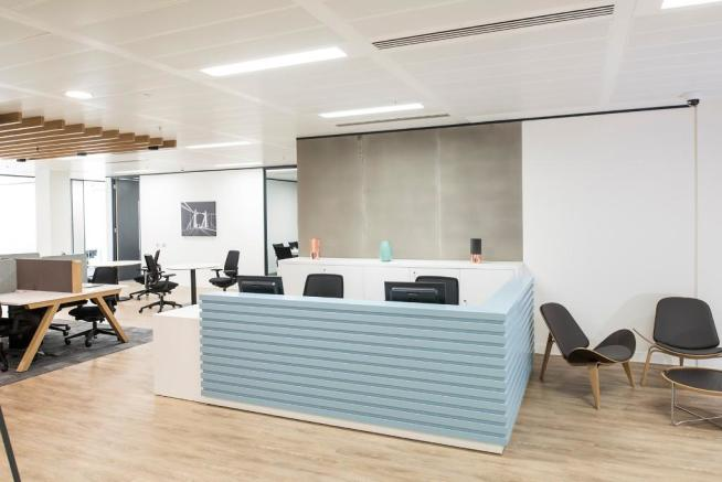 Serviced Office to rent in London Wall City Business Centre