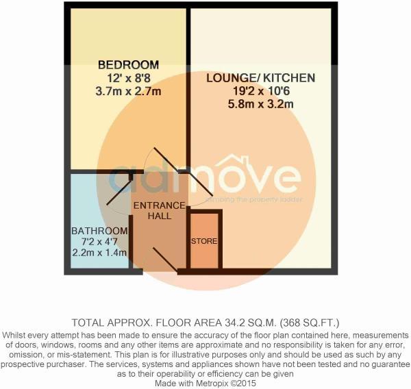 Apartment 134...