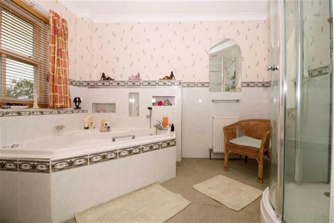 Bathroom & Shower Room (2nd Pic)