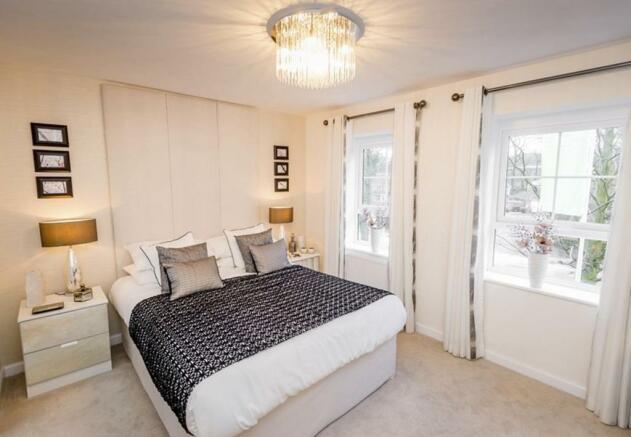 Helmsley bed 1