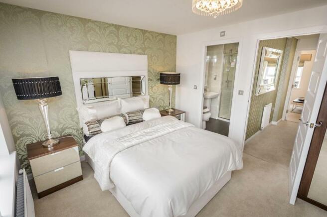 Fawley bed 1