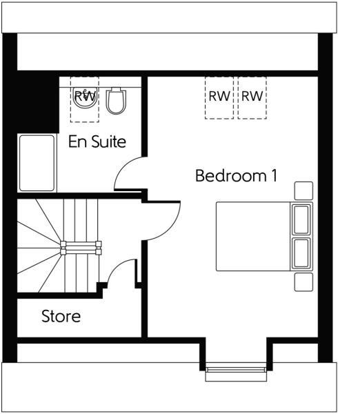 The Oak 2nd Floor