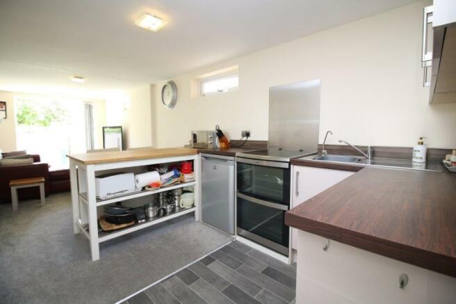 Annex - Lounge/Breakfast Kitchen