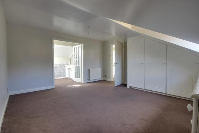 First floor bedroom with en suite