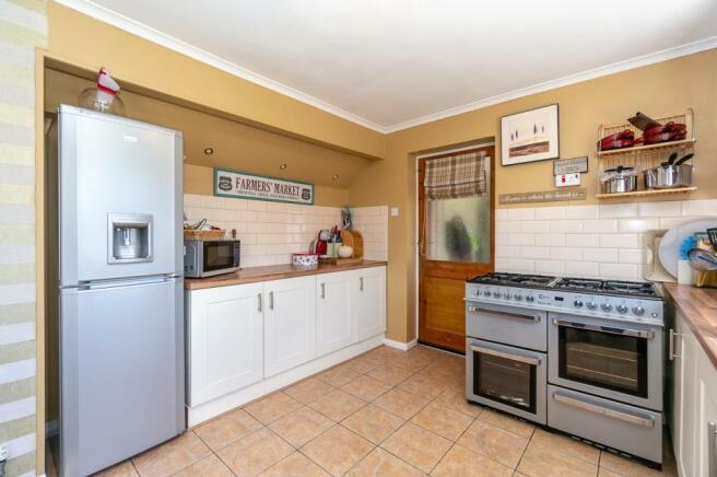 Kitchen Diner (kitchen area)