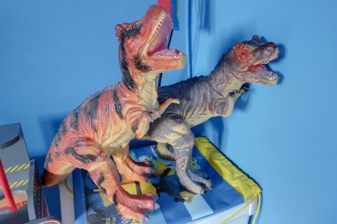 Tyrannosaurus Rex (not included)