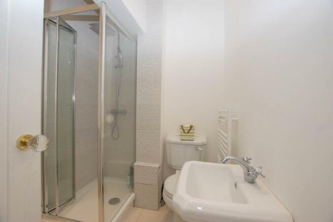 Bathroom (Shower Room)