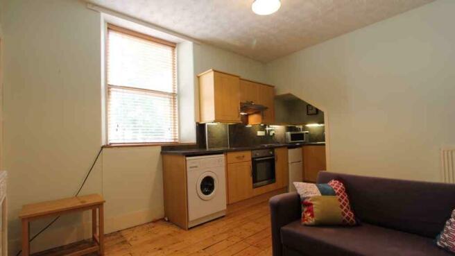 Living-Kitchen area
