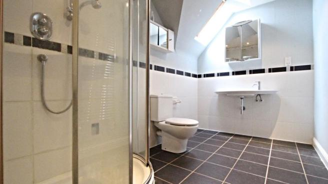 Bathroom (Shower Room 2)