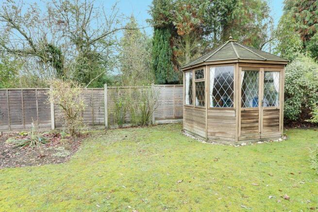 Summer House Rear Garden