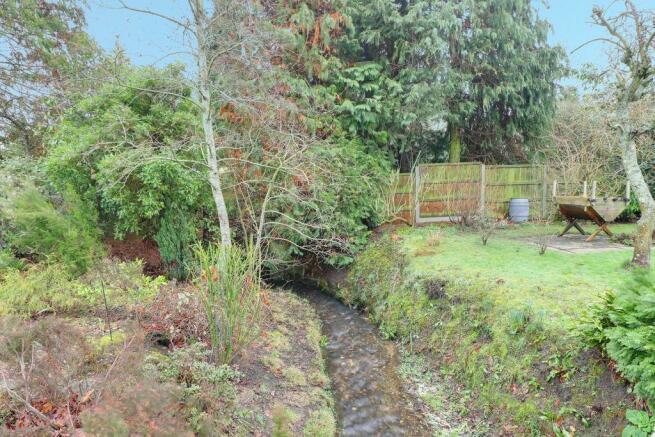 Rear Garden Stream