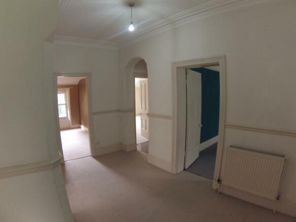Penthouse Hallway