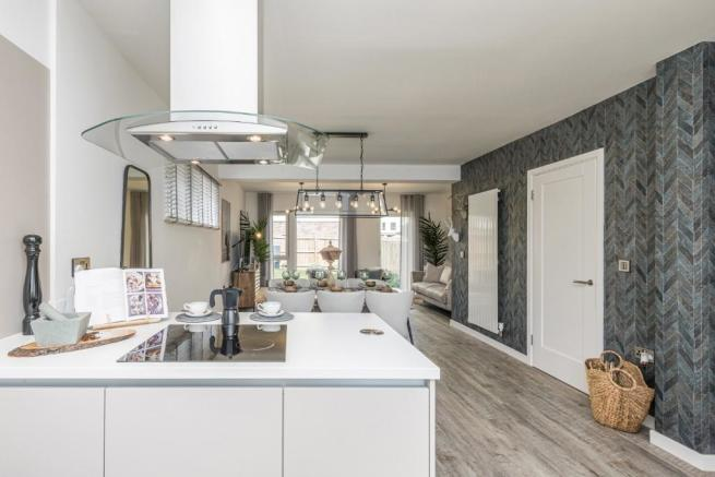 Show Home Kitchen
