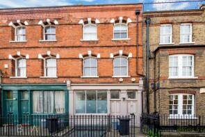 Photo of Haberdasher Street, London, N1