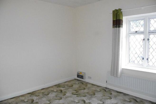 Flat - Bedroom 1