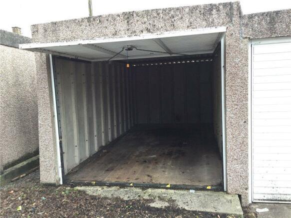 Garage - Inside