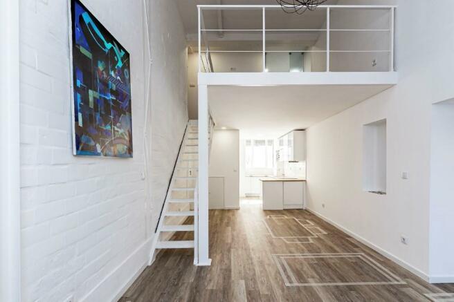 1 bedroom Duplex Apa