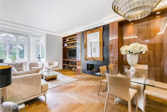 2 bedroom apartment to rent in Hans Place, SW1X, SW1X