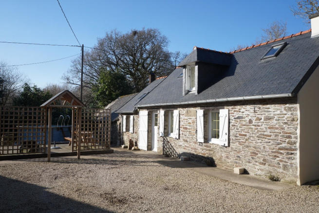 2 bed cottage/gîte