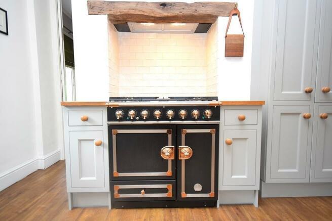 French Range Cooker