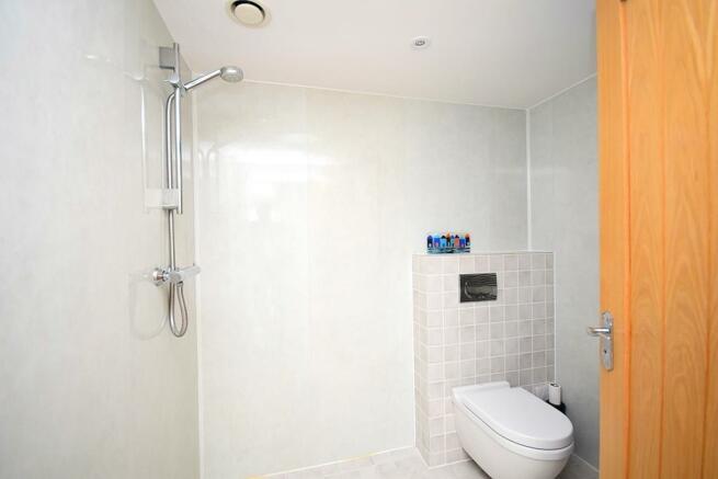 Wet Room/Shower Room