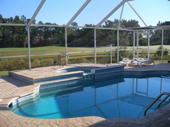 Pool / Golf Course