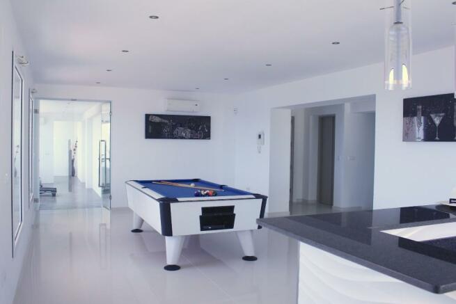 Anyone for pool!