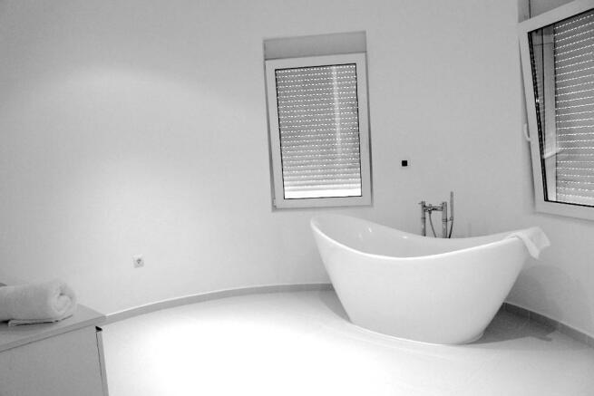 stunning en suite