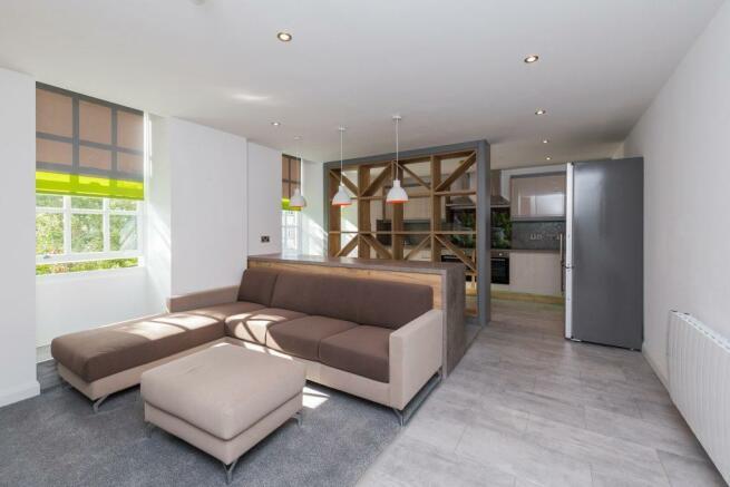 JVAF6 Living Area / Kitchen