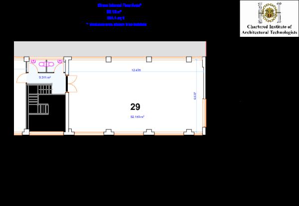 Unit 29 Floor Plan