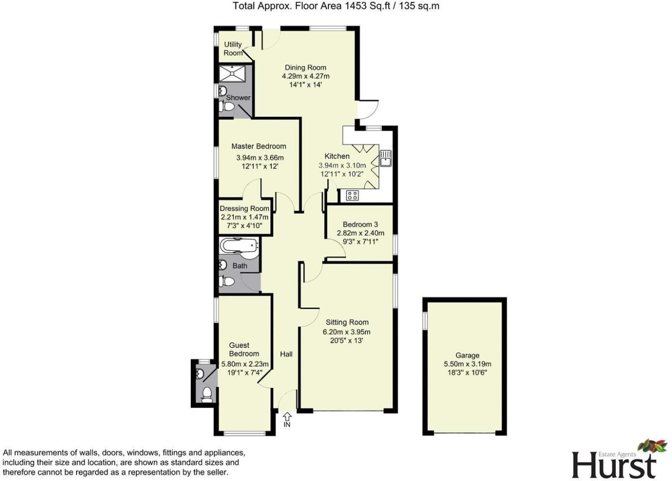 3 Bedroom Bungalow To Rent In Hazlemere Hp15 Hurst Boiler Wiring Diagram
