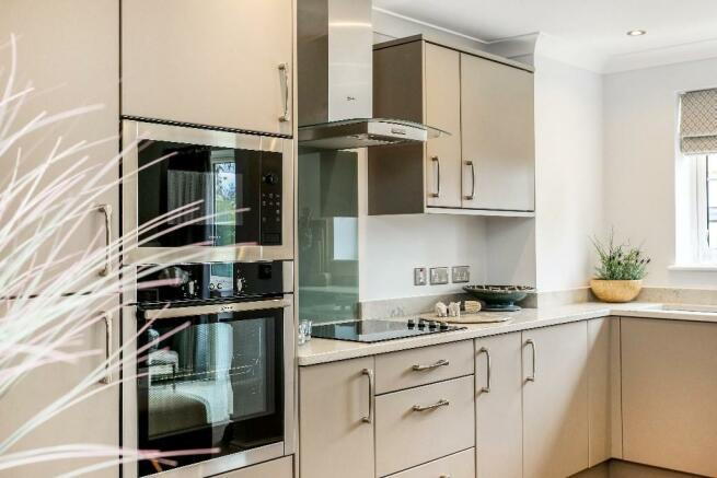 Kitchen (Show Home)