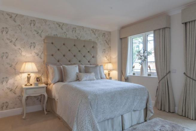 Bedroom (ShowHome)