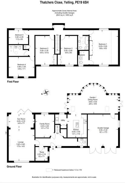 Thatchers Floor Plan