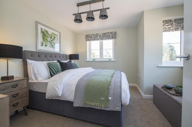 4. Typical Master Bedroom