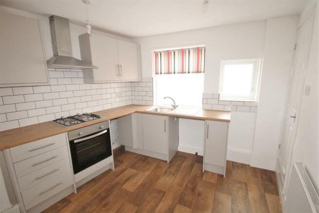 Kitchen - Apartment