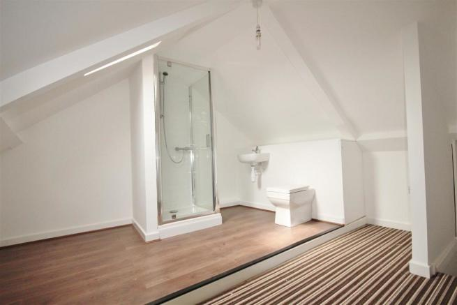 Shower Room - Apartment