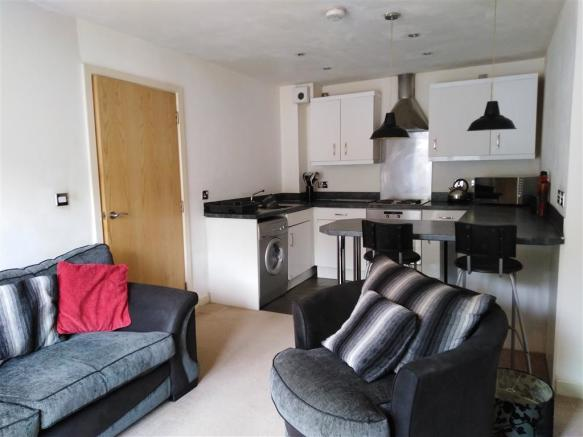 1 bedroom flat to rent in Phoebe Road, Copper Quarter