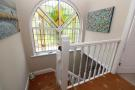 Feature Stained Glass Window